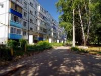 Samara, district 15th, house 8. Apartment house