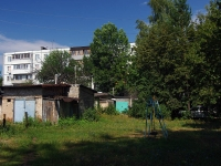 Samara, district 15th, house 11. Apartment house