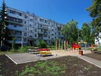 Samara, district 15th, house 14. Apartment house