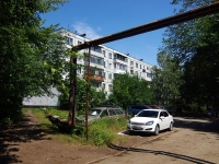 Samara, district 15th, house 17. Apartment house