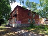 Samara, district 13th, house 6. Apartment house