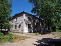 Samara, district 13th, house 8А. Apartment house