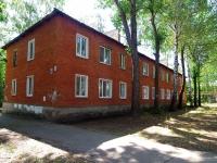 Samara, district 13th, house 12. Apartment house