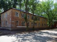 Samara, district 13th, house 18. Apartment house