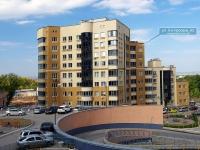 Samara, st 5-ya proseka, house 93. Apartment house