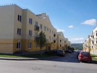 Samara, district Krutye Klyuchi, house 2. Apartment house