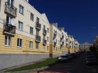 Samara, district Krutye Klyuchi, house 10. Apartment house