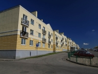 Samara, district Krutye Klyuchi, house 12. Apartment house