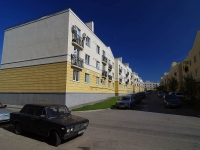 Samara, district Krutye Klyuchi, house 17. Apartment house