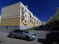 Samara, district Krutye Klyuchi, house 18. Apartment house