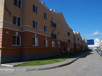 Samara, Blvd Finyutina, house 52. Apartment house