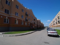 Samara, Blvd Finyutina, house 53. Apartment house