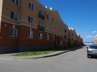 Samara, Blvd Finyutina, house 55. Apartment house