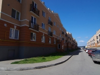 Samara, Blvd Finyutina, house 56. Apartment house