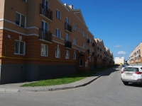 Samara, Blvd Finyutina, house 57. Apartment house