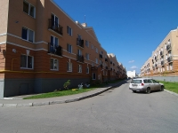 Samara, Blvd Finyutina, house 58. Apartment house