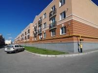Samara, Finyutina Blvd, house 59. Apartment house