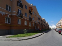 Samara, Blvd Finyutina, house 59. Apartment house