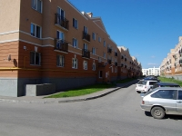 Samara, Blvd Finyutina, house 61. Apartment house