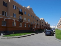 Samara, Blvd Finyutina, house 62. Apartment house