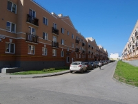 Samara, Blvd Finyutina, house 64. Apartment house