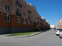 Samara, Blvd Finyutina, house 65. Apartment house