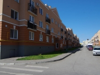 Samara, Blvd Finyutina, house 66. Apartment house