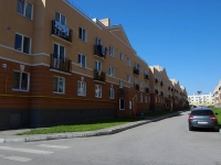 Samara, Blvd Finyutina, house 67. Apartment house