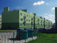 Samara, Blvd Shpakovoy, house 90. Apartment house