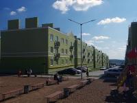 Samara, Blvd Shpakovoy, house 92. Apartment house