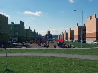 Samara, Blvd Shpakovoy.