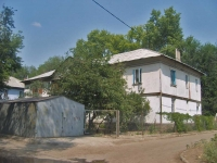 neighbour house: alley. Privolzhskiy, house 9. Apartment house