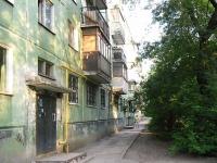 Samara, st Aerodromnaya, house 4. Apartment house