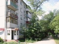 Samara, st Aerodromnaya, house 7. Apartment house