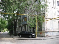 Samara, Aerodromnaya st, house 9. Apartment house
