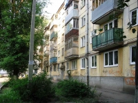 neighbour house: st. Aerodromnaya, house 10. Apartment house