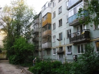 Samara, Aerodromnaya st, house 16. Apartment house