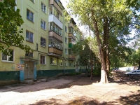 Samara, Aerodromnaya st, house 22. Apartment house