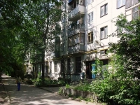 Samara, Aerodromnaya st, house 31. Apartment house
