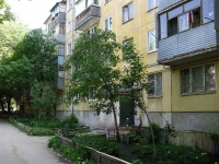 Samara, Aerodromnaya st, house 35. Apartment house