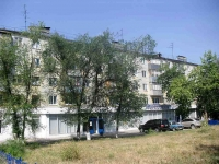 neighbour house: st. Aerodromnaya, house 50. Apartment house with a store on the ground-floor