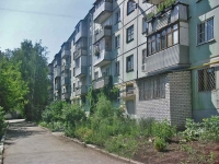 Samara, Aerodromnaya st, house 57. Apartment house