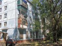 neighbour house: st. Aerodromnaya, house 58. Apartment house