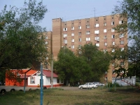 neighbour house: st. Aerodromnaya, house 65А. Apartment house