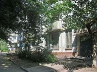 Samara, Aerodromnaya st, house 72. Apartment house with a store on the ground-floor