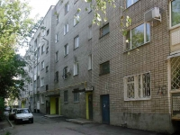 neighbour house: st. Aerodromnaya, house 76. Apartment house