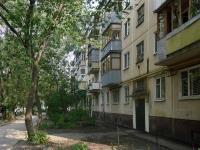 neighbour house: st. Aerodromnaya, house 81. Apartment house