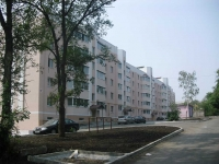 neighbour house: st. Aerodromnaya, house 99А. Apartment house