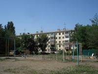 Самара, улица Аэродромная. спортивная площадка