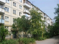 Samara, Aerodromnaya st, house 103. Apartment house